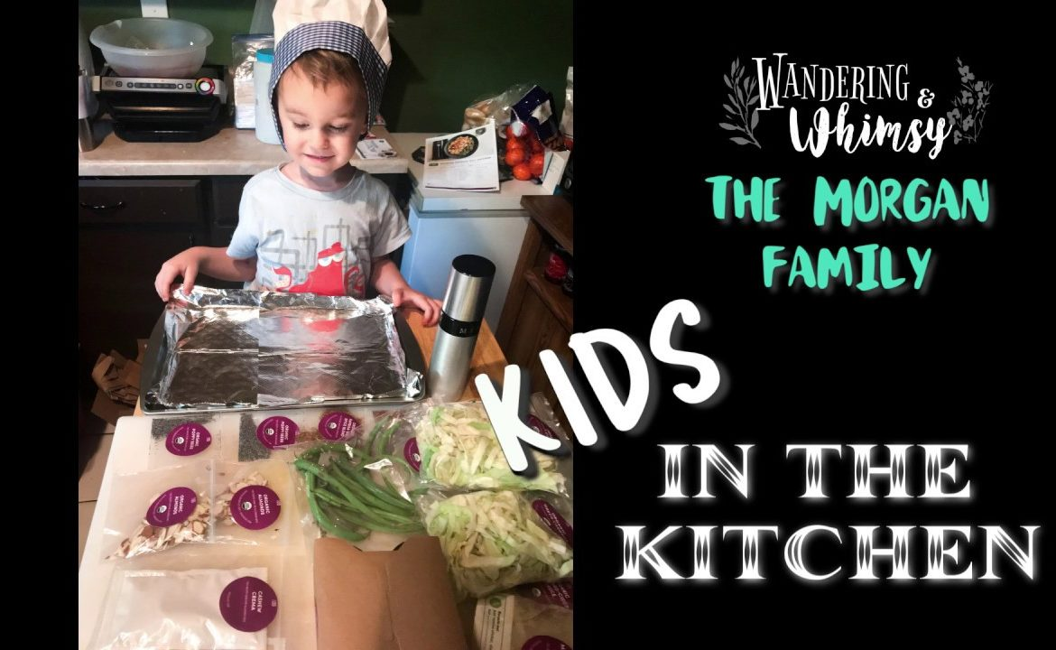 5 Reasons Why Kids SHOULD be in your kitchen