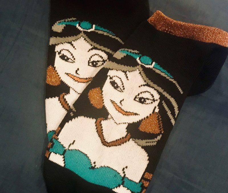 Princess Jasmine socks
